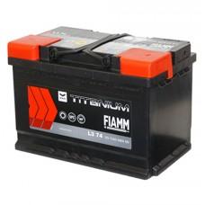 Fiamm Titanium Black 38Ah 300A CCA L