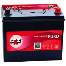 ZXZ Fuko 100Ah 730A CCA L