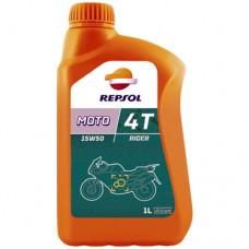 MOTO   4-T  rider 15w-50 1L