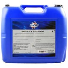 TITAN TRUCK PLUS 15W-40 20L