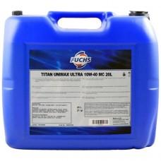TITAN UNIMAX ULTRA 10W-40 MC 20L