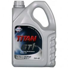 TITAN GT1 5W-40 xtl 4L